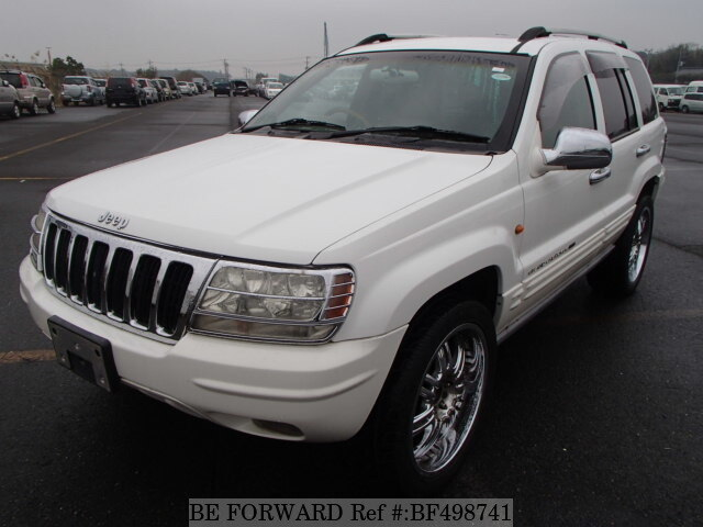 used 2001 jeep grand cherokee limited v8 gf wj47 for sale bf498741 be forward. Black Bedroom Furniture Sets. Home Design Ideas