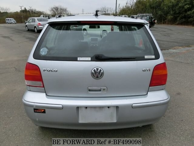used 2001 volkswagen polo gti gf 6narc for sale bf499098 be forward. Black Bedroom Furniture Sets. Home Design Ideas