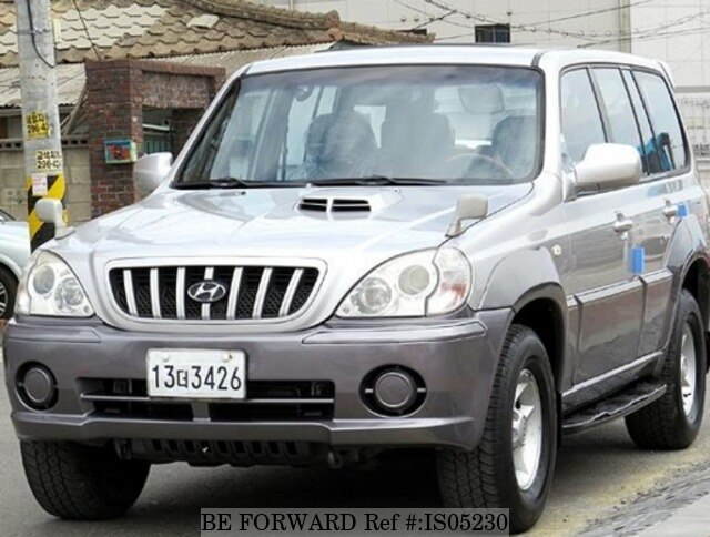 2002 hyundai terracan d 39 occasion en promotion is05230 be. Black Bedroom Furniture Sets. Home Design Ideas