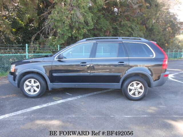 used 2004 volvo xc90 la cb5254aw for sale bf492056 be forward. Black Bedroom Furniture Sets. Home Design Ideas