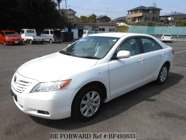used 2008 toyota camry g limited edition dba acv40 for sale bf493833 be forward. Black Bedroom Furniture Sets. Home Design Ideas