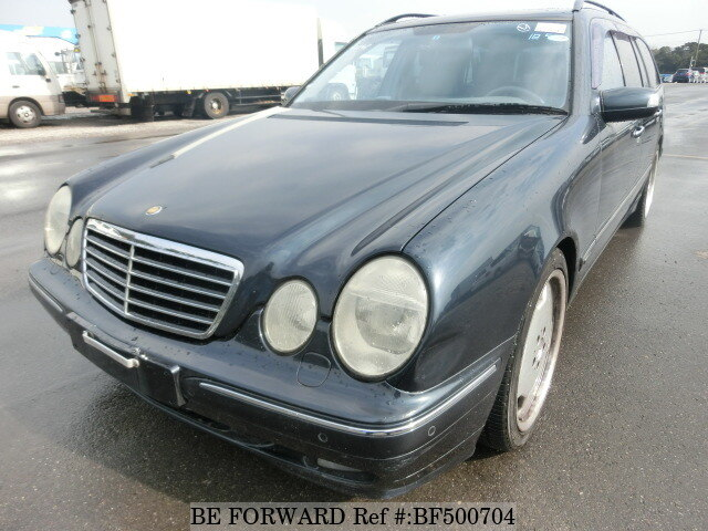 used 2002 mercedes benz e class station wagon e320 avantgarde 210265 for sale bf500704 be. Black Bedroom Furniture Sets. Home Design Ideas