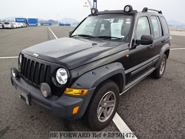 jeep cherokee for sale used 2006 year model km bf501472 be forward. Black Bedroom Furniture Sets. Home Design Ideas