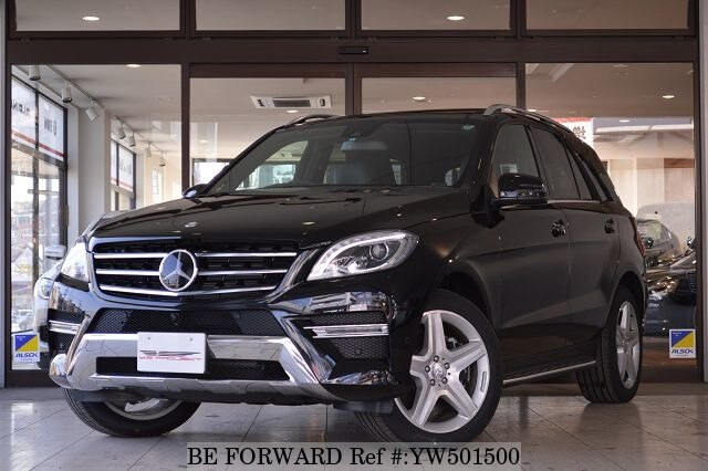Used 2016 Mercedes Benz M Class Ml350 4matic Amg Sport
