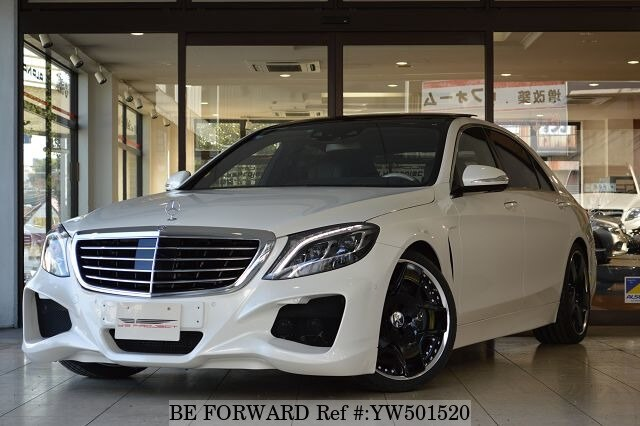 Used 2014 mercedes benz s class s550 l premium sports for Mercedes benz s550 sale