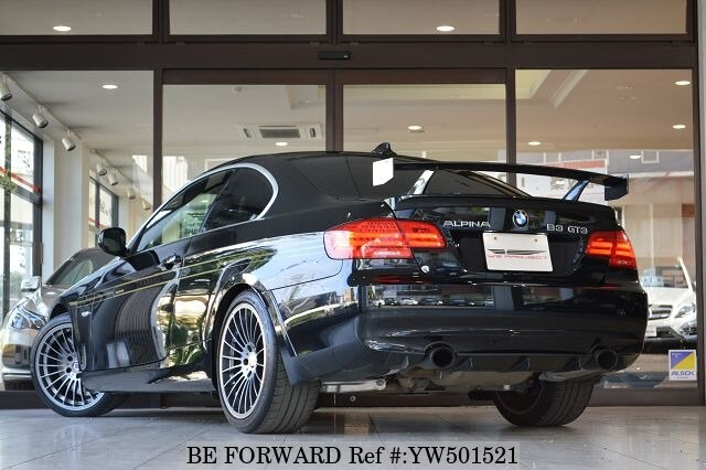 2012 bmw alpina b3 gt3 coupe d 39 occasion en promotion yw501521 be forward. Black Bedroom Furniture Sets. Home Design Ideas
