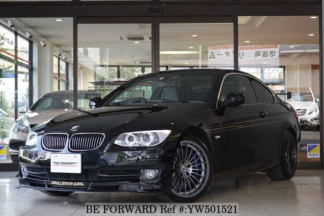Used 2012 BMW ALPINA B3 GT3 COUPE/- for Sale YW501521 - BE FORWARD