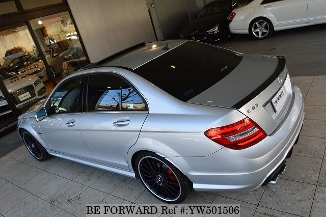 2012 mercedes benz c class c63 amg performance package d 39 occasion en promotion yw501506 be. Black Bedroom Furniture Sets. Home Design Ideas