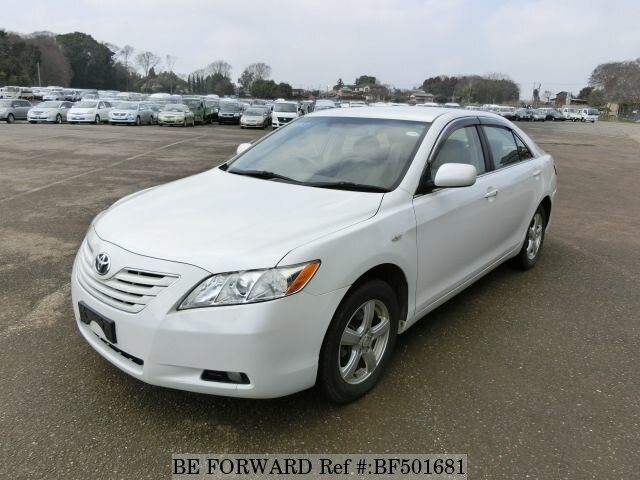 used 2006 toyota camry g four dba acv45 for sale bf501681 be forward. Black Bedroom Furniture Sets. Home Design Ideas