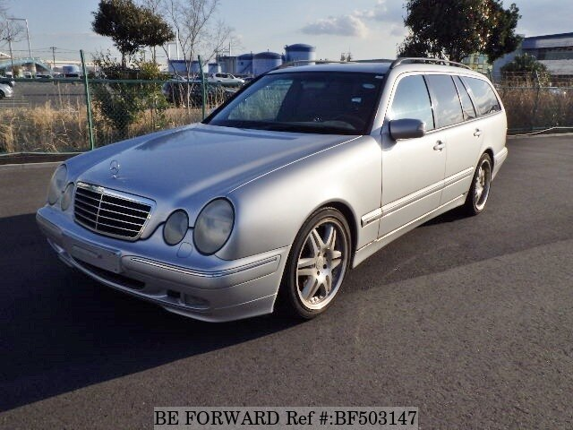 Used 2003 mercedes benz e class station wagon e320 for Used mercedes benz station wagons for sale