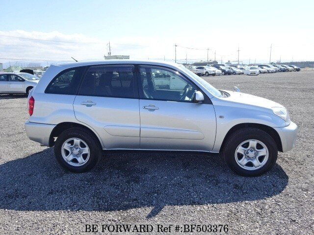 2004 toyota rav4 l x limited cba aca21w d 39 occasion en promotion bf503376 be forward. Black Bedroom Furniture Sets. Home Design Ideas