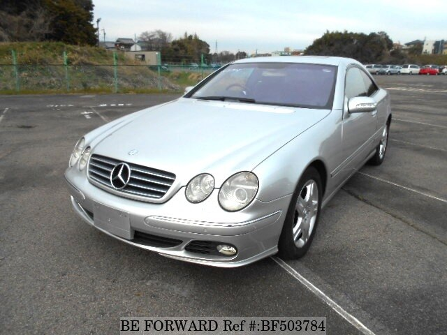 Used 2002 mercedes benz cl class gh 215375 for sale for Mercedes benz cl 240