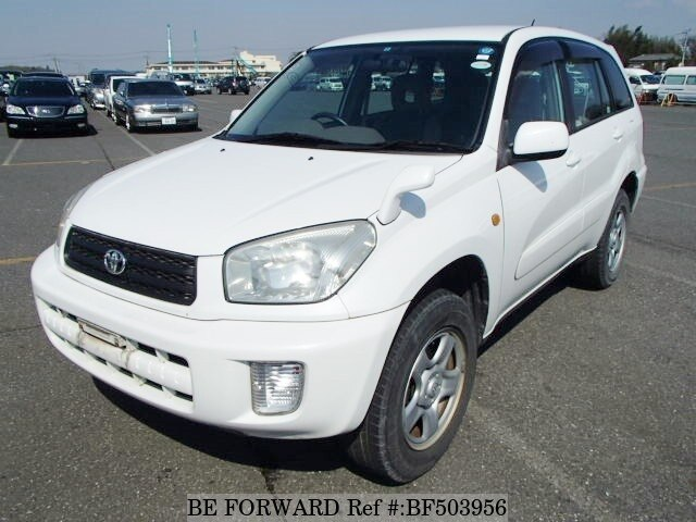 used 2001 toyota rav4 x ta aca21w for sale bf503956 be forward. Black Bedroom Furniture Sets. Home Design Ideas