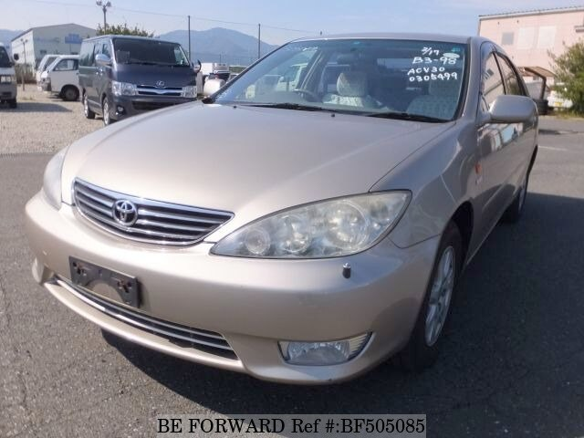 used 2004 toyota camry 2 4g limited edition cba acv30 for sale bf505085 be forward. Black Bedroom Furniture Sets. Home Design Ideas