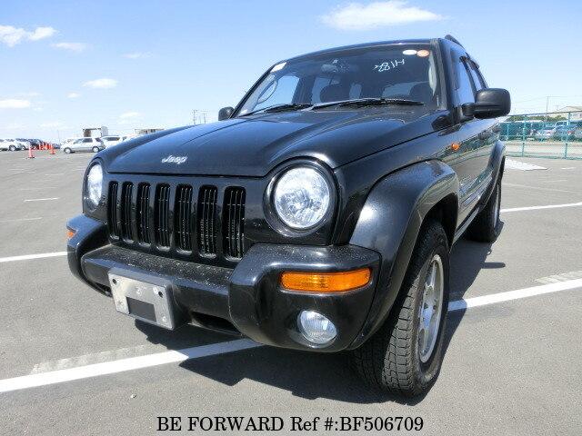 Jeep Cherokee For Sale Used 2004 Year Model Km Bf506709 Niji7 Com Be Forward