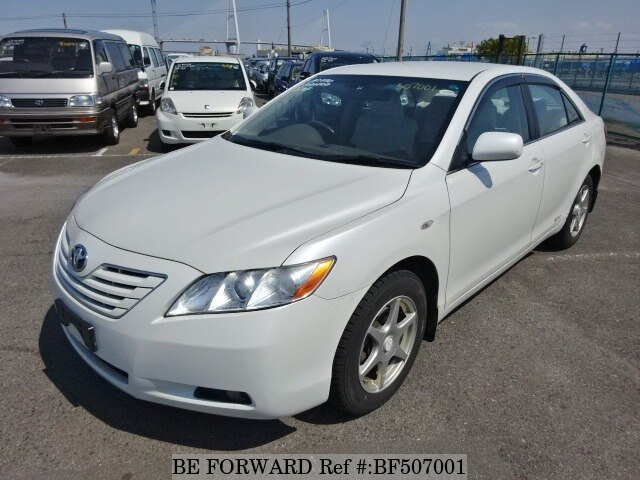 used 2006 toyota camry g limited edition dba acv40 for sale bf507001 be for. Black Bedroom Furniture Sets. Home Design Ideas