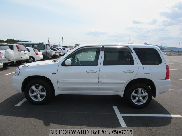 used 2004 mazda tribute lx ta ep3w for sale bf506765 be. Black Bedroom Furniture Sets. Home Design Ideas