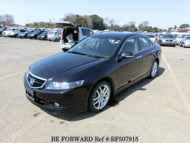 Used 2003 HONDA ACCORD 24S LA CL9 for Sale BF BE