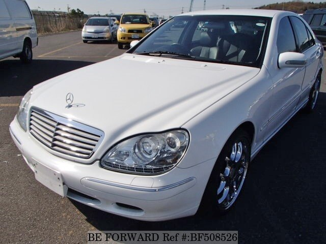 used 2001 mercedes benz s class s430 gf 220070 for sale. Black Bedroom Furniture Sets. Home Design Ideas