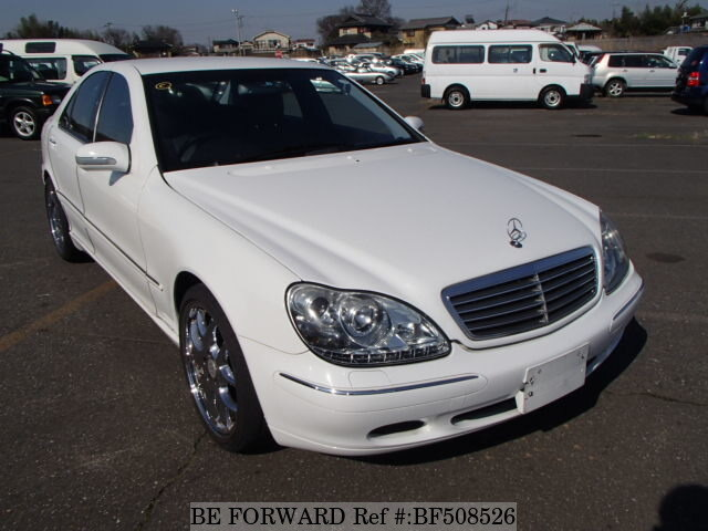 Used 2001 mercedes benz s class s430 gf 220070 for sale for 2001 mercedes benz s500 for sale