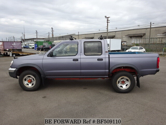 Tire Rack Coupon Code >> Used 1999 NISSAN DATSUN TRUCK AD-L/GA-LFMD22 for Sale BF509110 - BE FORWARD