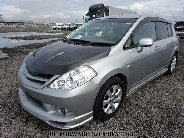 Used 2007 Nissan Tiida 18g Dba Jc11 For Sale Bf510261 Be