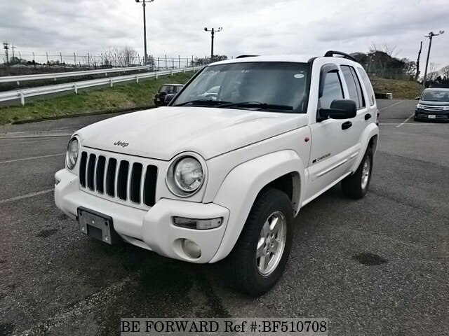 jeep cherokee for sale used 2002 year model km bf510708 be forward. Black Bedroom Furniture Sets. Home Design Ideas