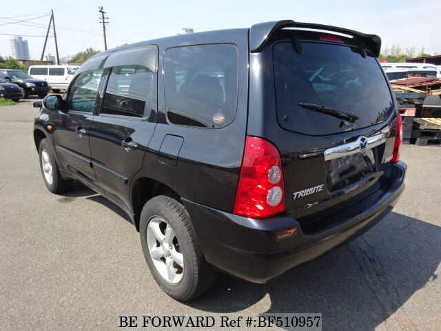 used 2004 mazda tribute ta ep3w for sale bf510957 be forward. Black Bedroom Furniture Sets. Home Design Ideas