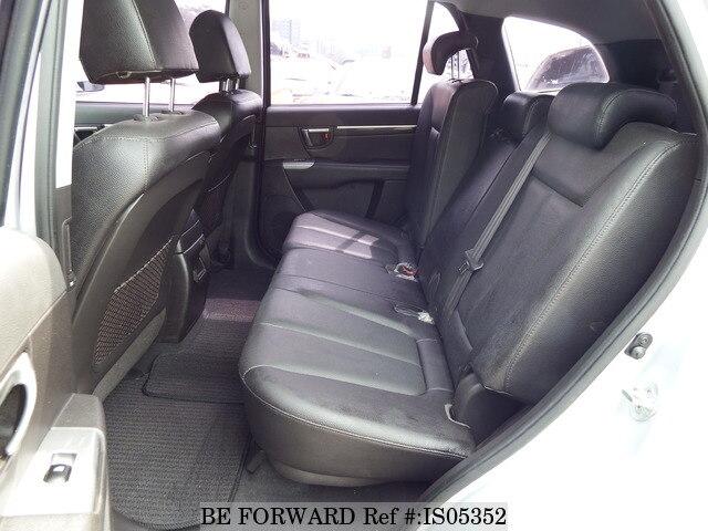 Used 2011 Hyundai Santa Fe Clx For Sale Is05352 Be Forward