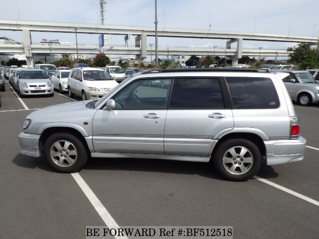 used 1998 subaru forester e sf5 for sale bf512518 be forward. Black Bedroom Furniture Sets. Home Design Ideas
