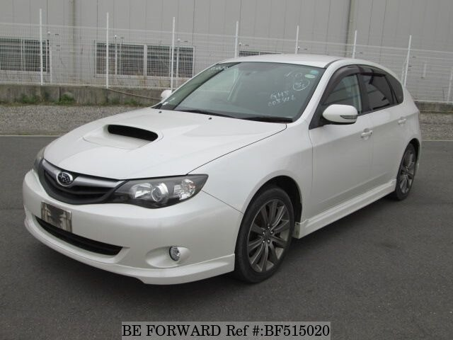 2009 subaru impreza 2 0gt cba gh8 d 39 occasion en promotion bf515020 be forward. Black Bedroom Furniture Sets. Home Design Ideas