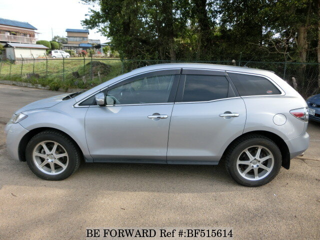 used 2007 mazda cx 7 cruising package cba er3p for sale bf515614 be forward. Black Bedroom Furniture Sets. Home Design Ideas