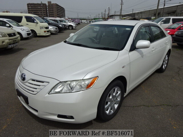 used 2008 toyota camry g limited edition dba acv40 for sale bf516071 be forward. Black Bedroom Furniture Sets. Home Design Ideas