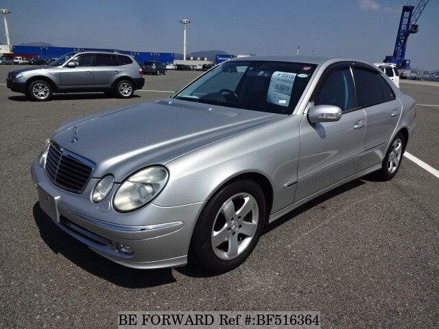 Used 2003 mercedes benz e class e320 avantgarde gh 211065c for 2003 mercedes benz e320 specs