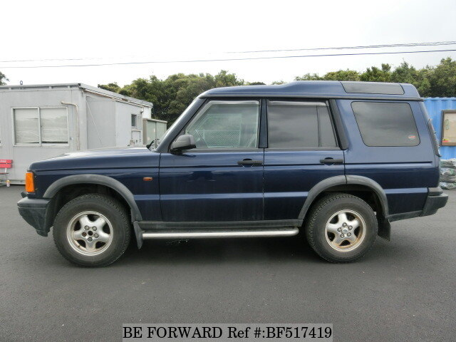 used 2001 land rover discovery gf lt56 for sale bf517419 be forward. Black Bedroom Furniture Sets. Home Design Ideas