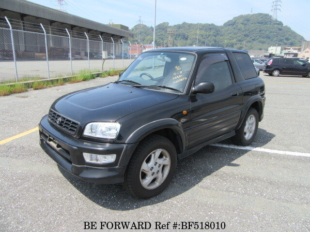 used 1998 toyota rav4 j type x aero sports package gf sxa10w for sale bf518010 be forward. Black Bedroom Furniture Sets. Home Design Ideas