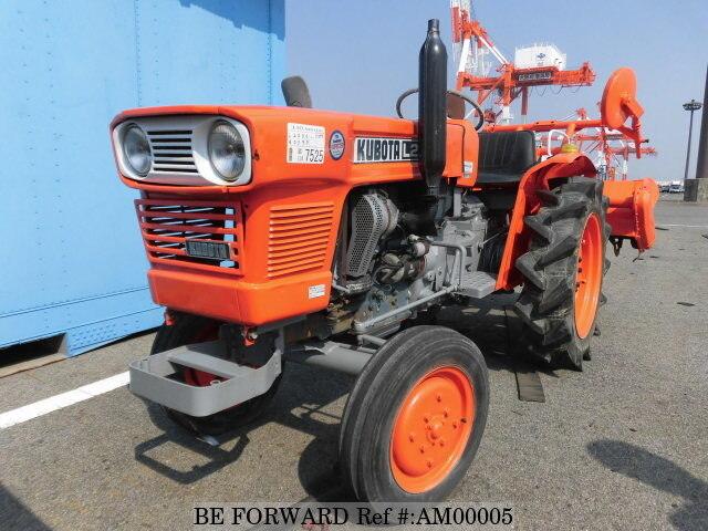 KUBOTA / L2000 (20HP-2WD-1012HR)