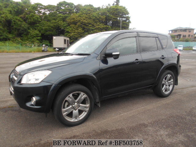 used 2011 toyota rav4 sports dba aca31w for sale bf503758 be forward. Black Bedroom Furniture Sets. Home Design Ideas