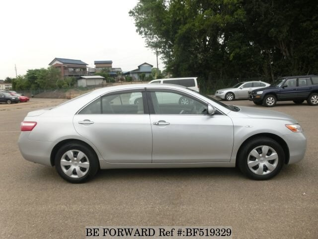 used 2006 toyota camry g four dba acv45 for sale bf519329 be forward. Black Bedroom Furniture Sets. Home Design Ideas