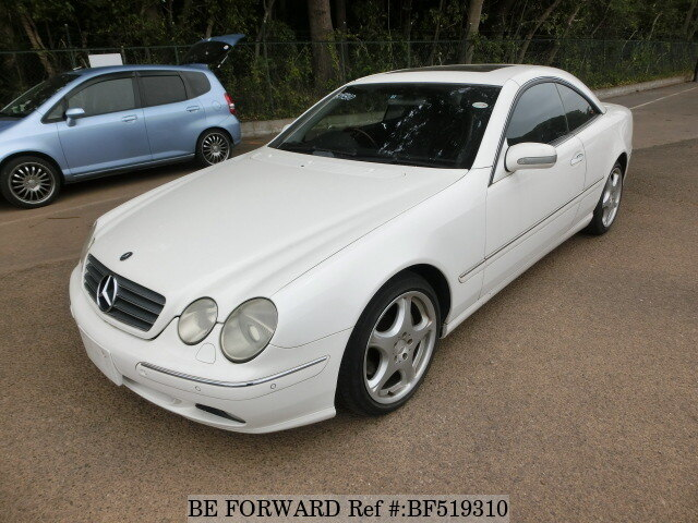 Used 2002 Mercedes Benz Cl Class Cl500 Gf 215375 For Sale