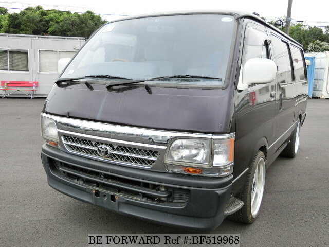 Model 9347 Toyota Hiace Van 2011  Superlative Auto Jamaica