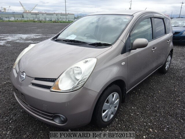 used 2007 nissan note 15m dba e11 for sale bf520133 be forward. Black Bedroom Furniture Sets. Home Design Ideas