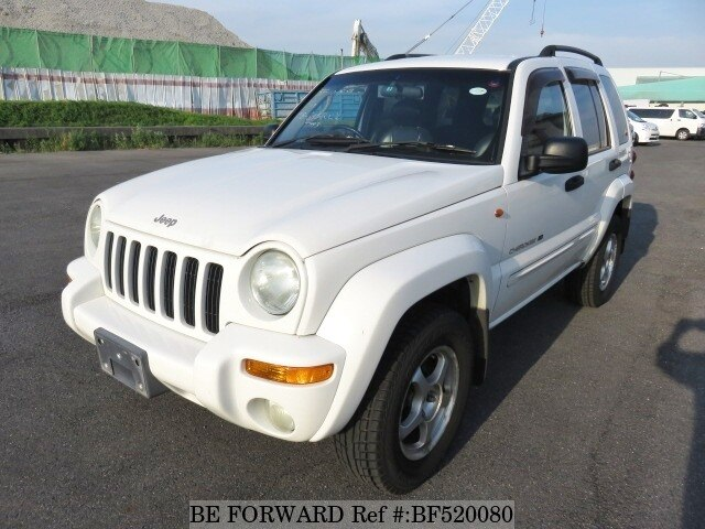 jeep cherokee for sale used 2002 year model km bf520080 be forward. Black Bedroom Furniture Sets. Home Design Ideas