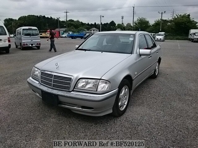 Used 2000 mercedes benz c class c240 gf 202026 for sale for Mercedes benz c class 2000
