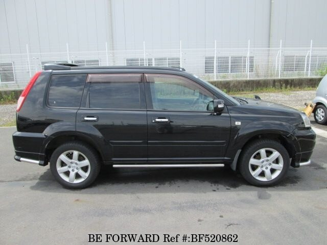used 2005 nissan x trail gt gh pnt30 for sale bf520862 be forward. Black Bedroom Furniture Sets. Home Design Ideas