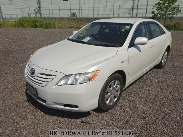 used 2006 toyota camry g limited edition dba acv40 for sale bf521436 be forward. Black Bedroom Furniture Sets. Home Design Ideas