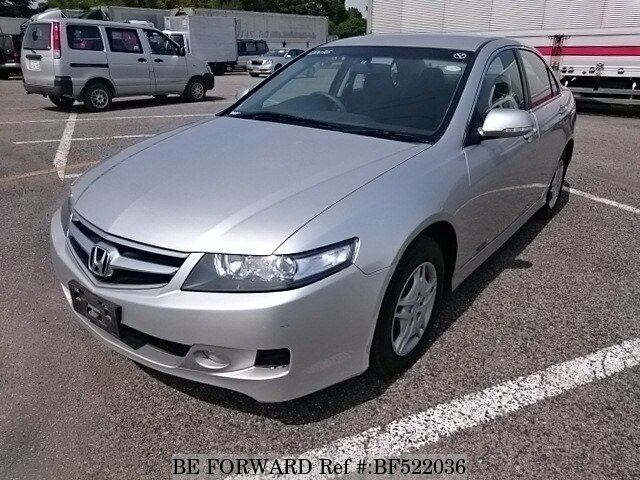 used 2006 honda accord dba cl7 for sale bf522036 be forward. Black Bedroom Furniture Sets. Home Design Ideas