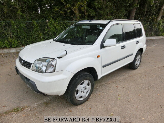 used 2000 nissan x trail s ta t30 for sale bf522511 be forward. Black Bedroom Furniture Sets. Home Design Ideas