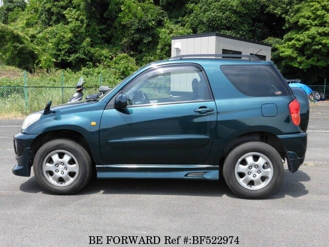 Used 2003 Toyota Rav4 X G Package Ta Aca20w For Sale