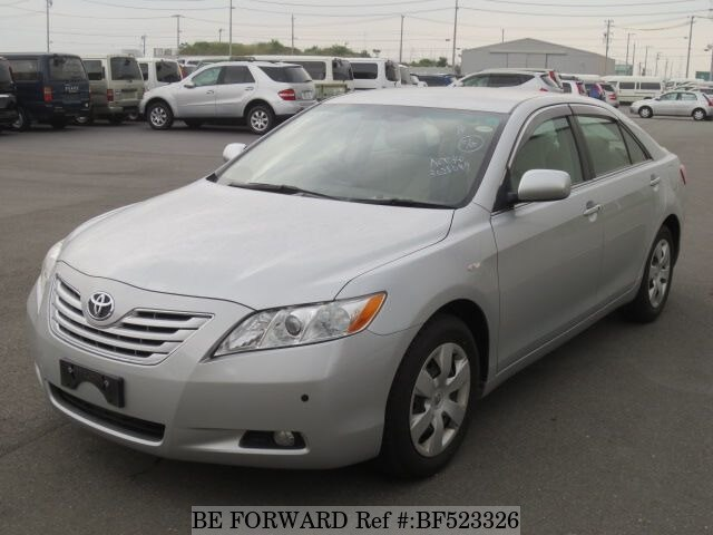 used 2006 toyota camry g dba acv40 for sale bf523326 be forward. Black Bedroom Furniture Sets. Home Design Ideas